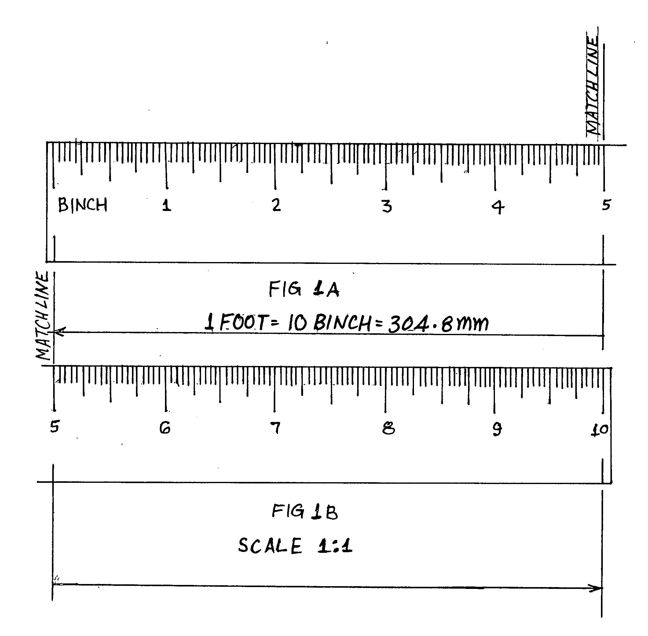 Reading Ruler Worksheet Metric
