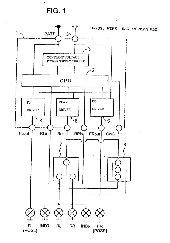 medium resolution of us20080150708a1 20080626 d00001 alarm wiring diagram spyball free wiring diagrams warlock car alarm