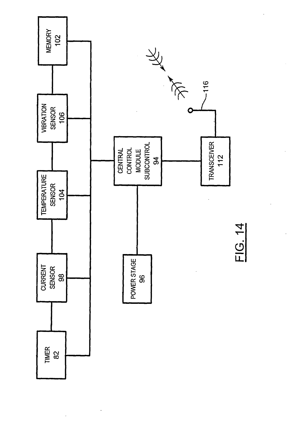 medium resolution of us20080184519a1 20080807 d00008 patent us20080184519 central vacuum cleaning system control 3 wire switch wiring diagram at