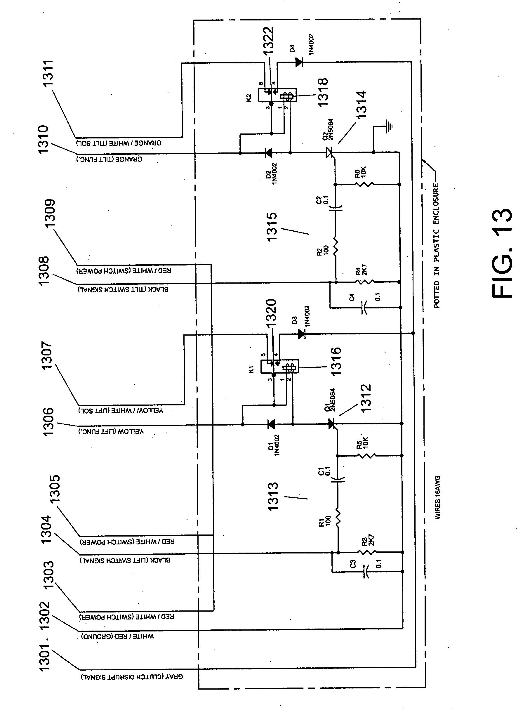western 1000 salt spreader wiring diagram mercedes diagrams schematics jerr dan roll back parts get free image