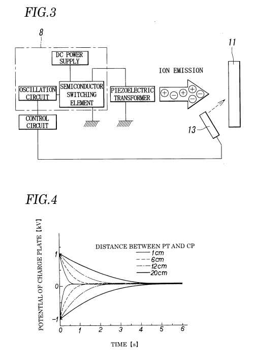small resolution of patent us20090135538 piezoelectric transformer type ionizer and