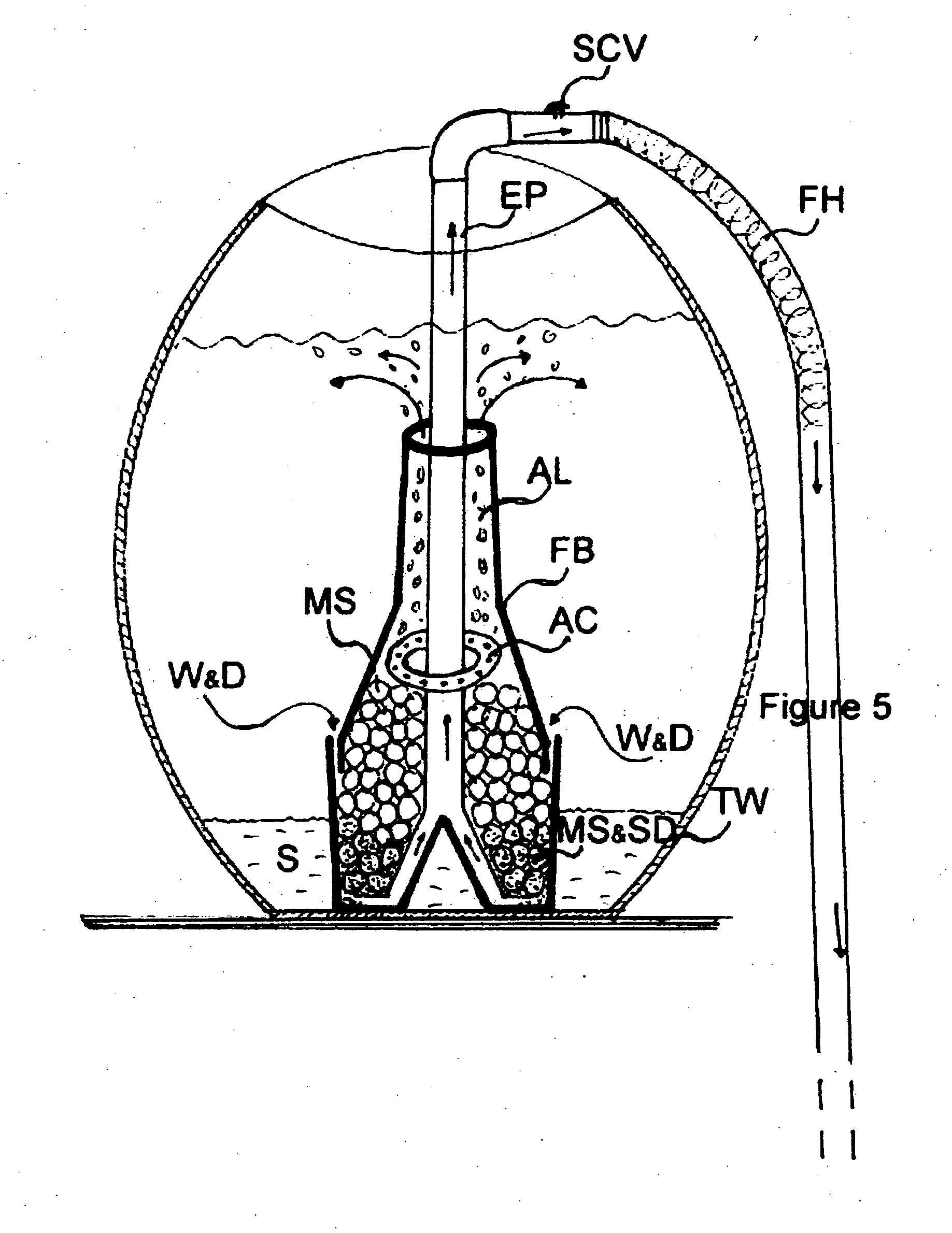 The Beckett Biological Pond Filter