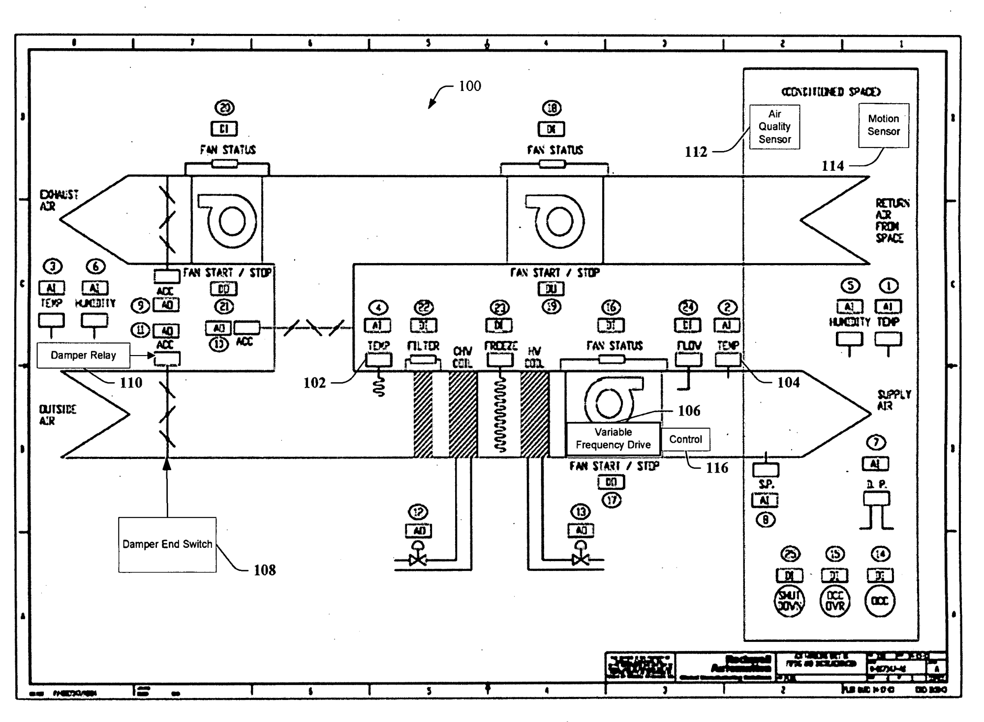 hight resolution of air handling unit diagram pictures