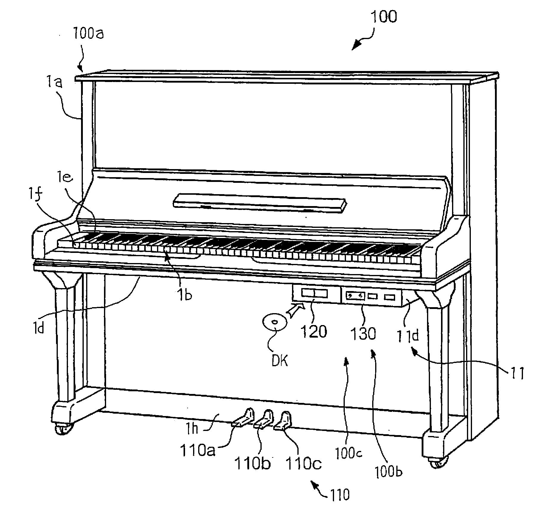 Grand Piano Diagram Piano Pedal Diagram ~ Elsavadorla