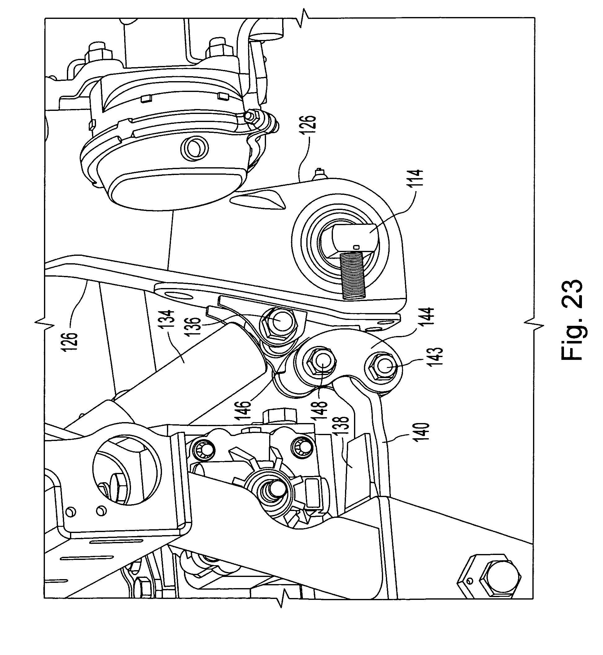 Transverse Leaf Spring Suspension