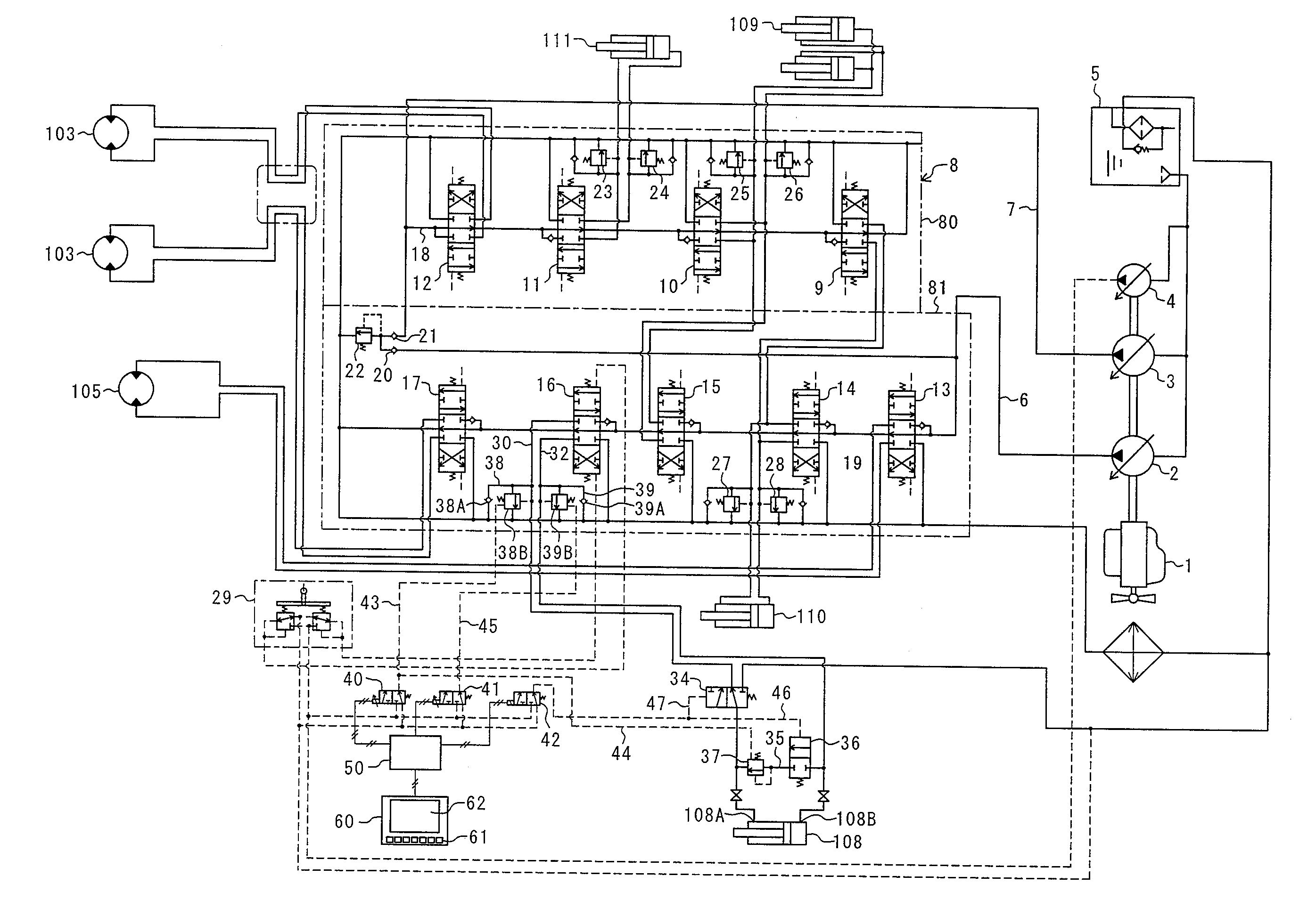 Pneumatic Schematics