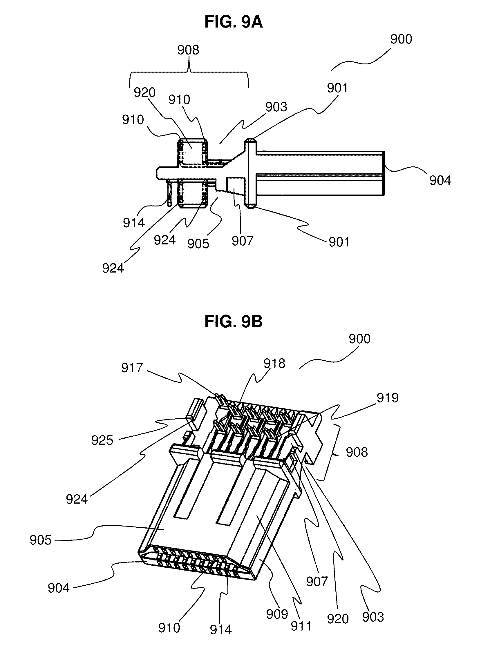cable termination tool