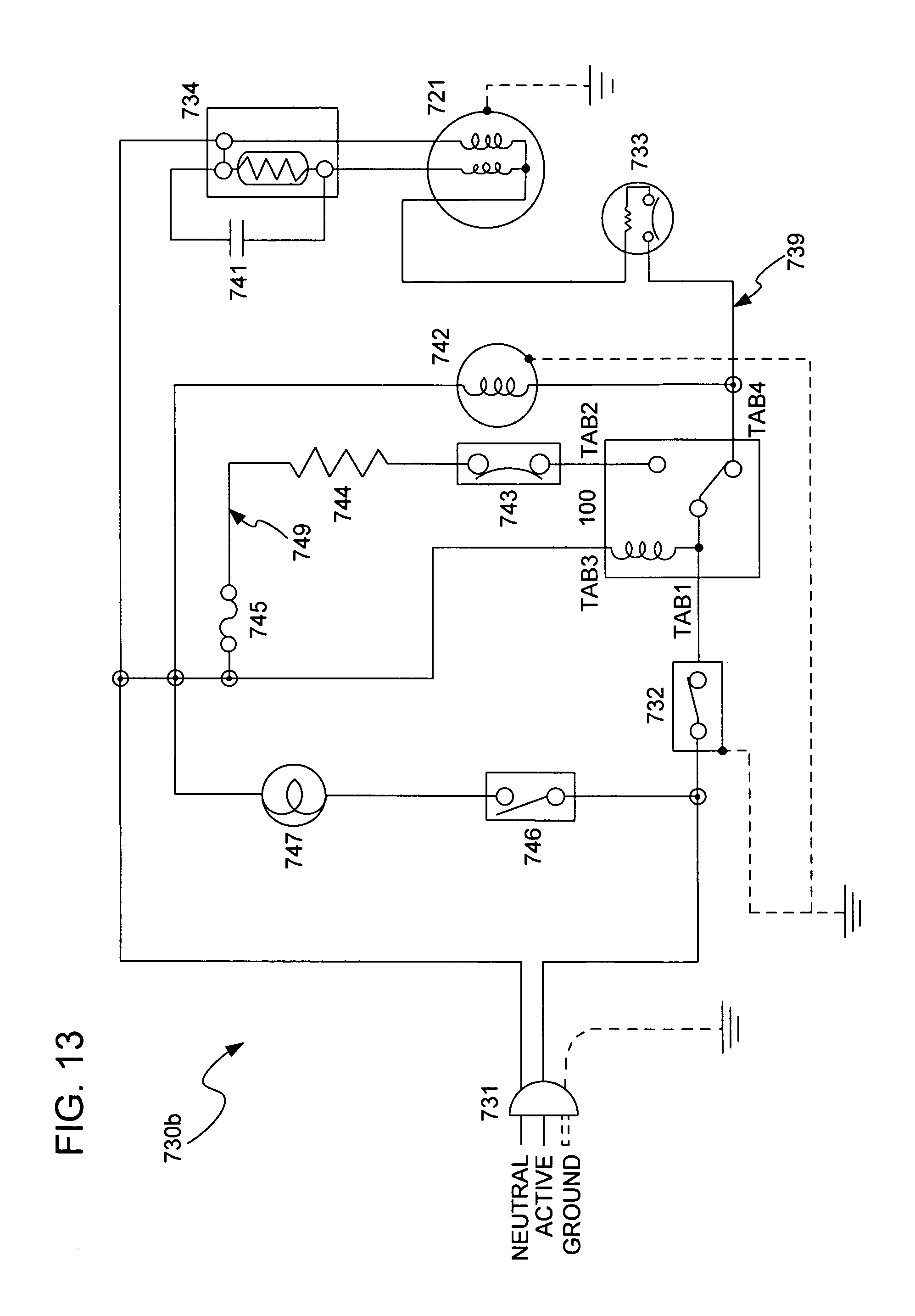 US20110067423A1 20110324 D00013?resize=665%2C956 diagrams 645471 paragon defrost timer wiring diagram paragon paragon 8145 20 wiring diagram at panicattacktreatment.co