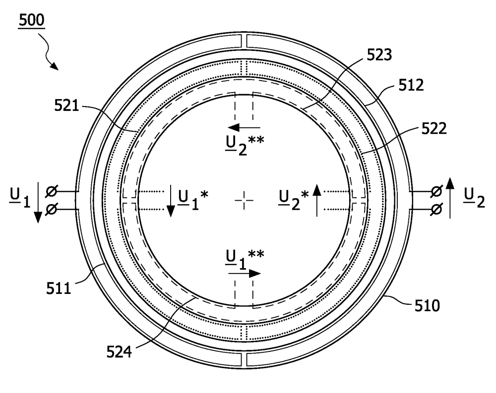 medium resolution of transformer for use in a high on transformer wiring primary secondary
