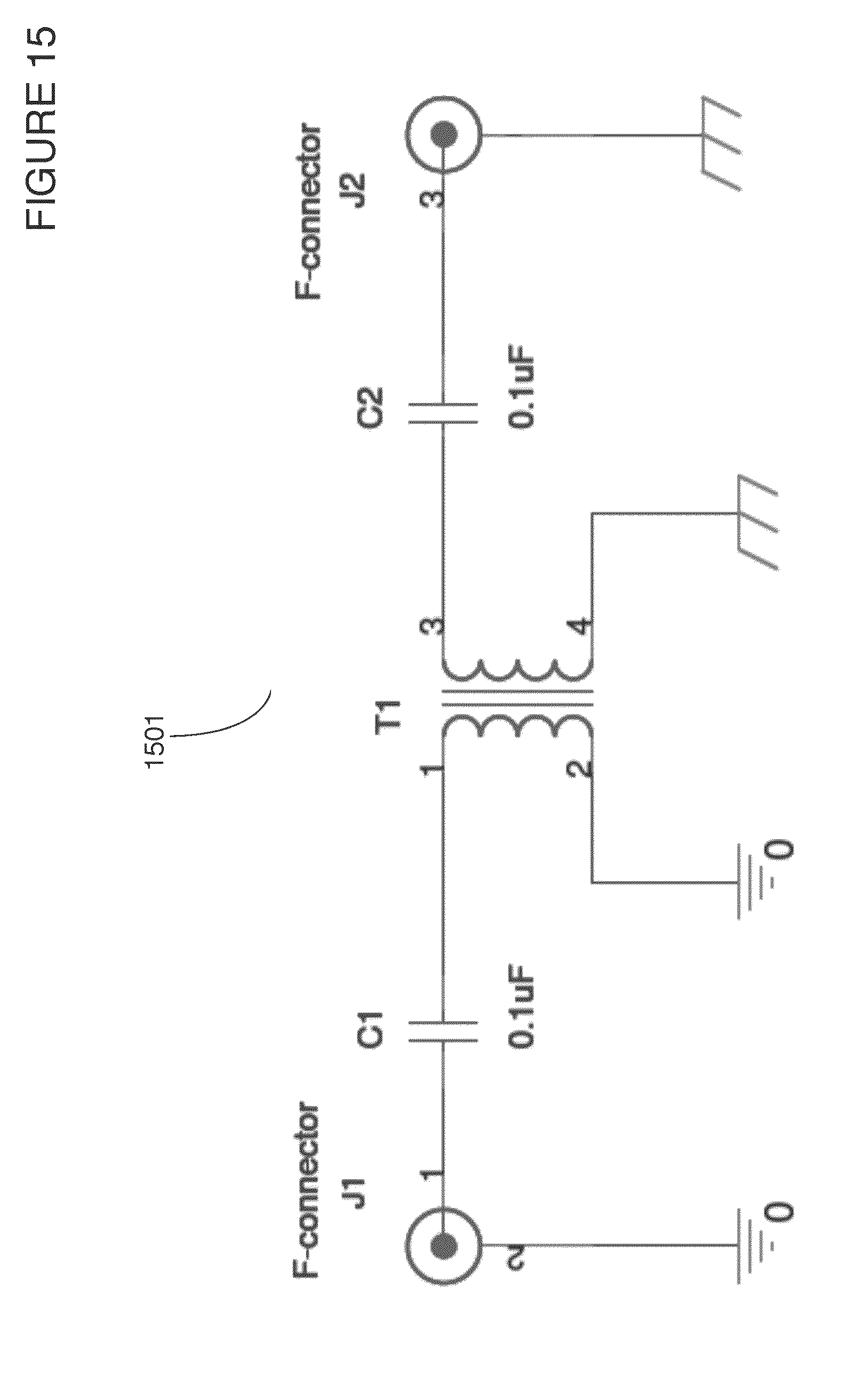 hight resolution of patent us20110248801 ground loop isolator for a coaxial cable