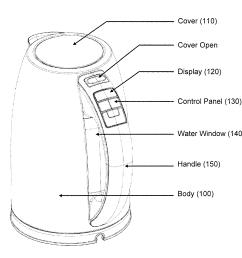 diagram of a kettle wire diagram diagram of a kettle drum [ 1962 x 1891 Pixel ]