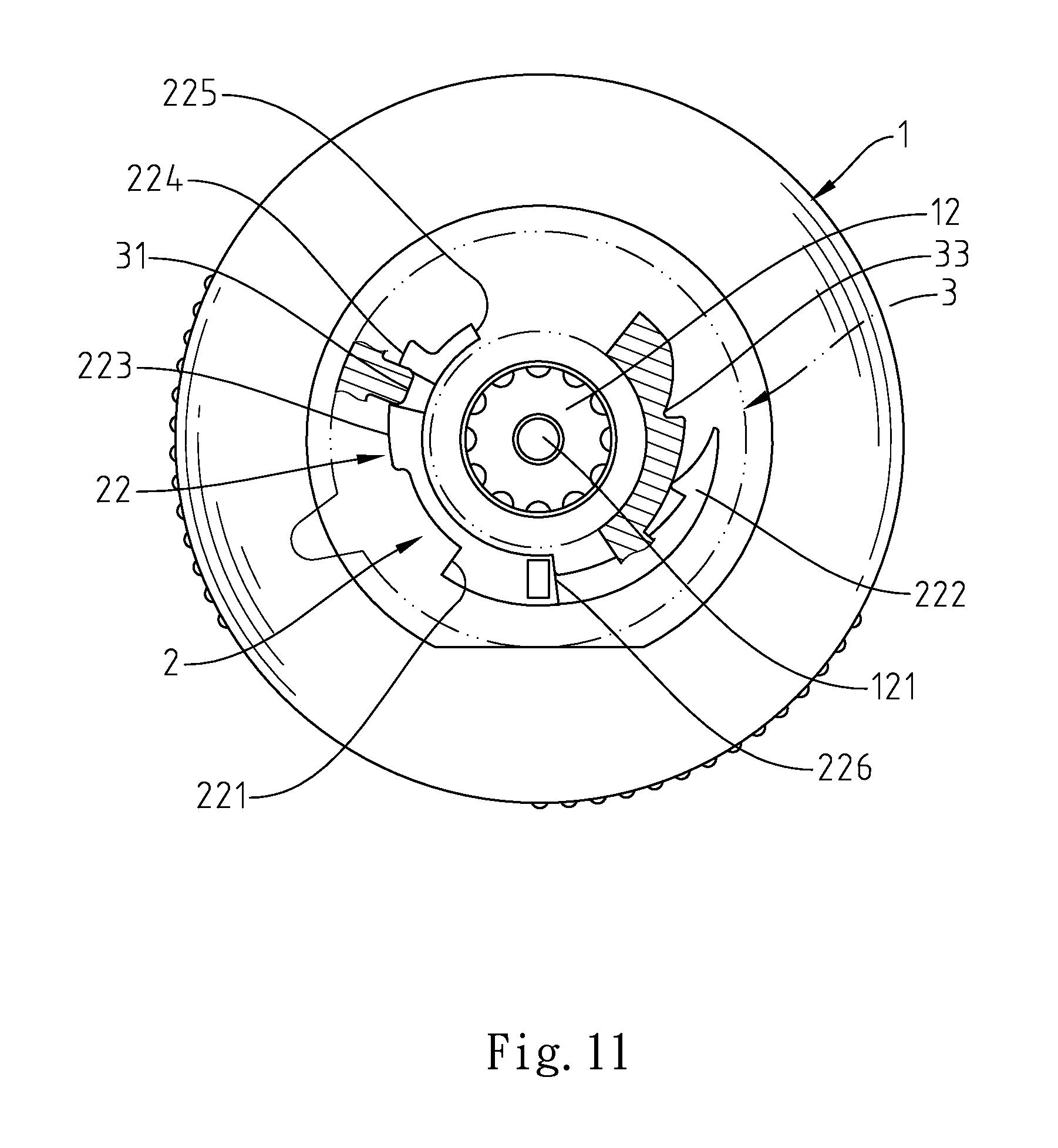 Patent us20120056009 leakproof perfume bottle spray head