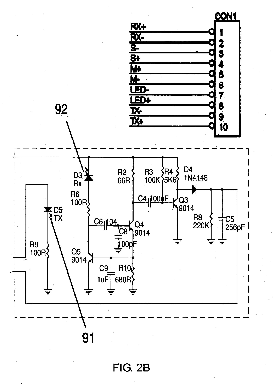 automatic fragrance dispenser circuit