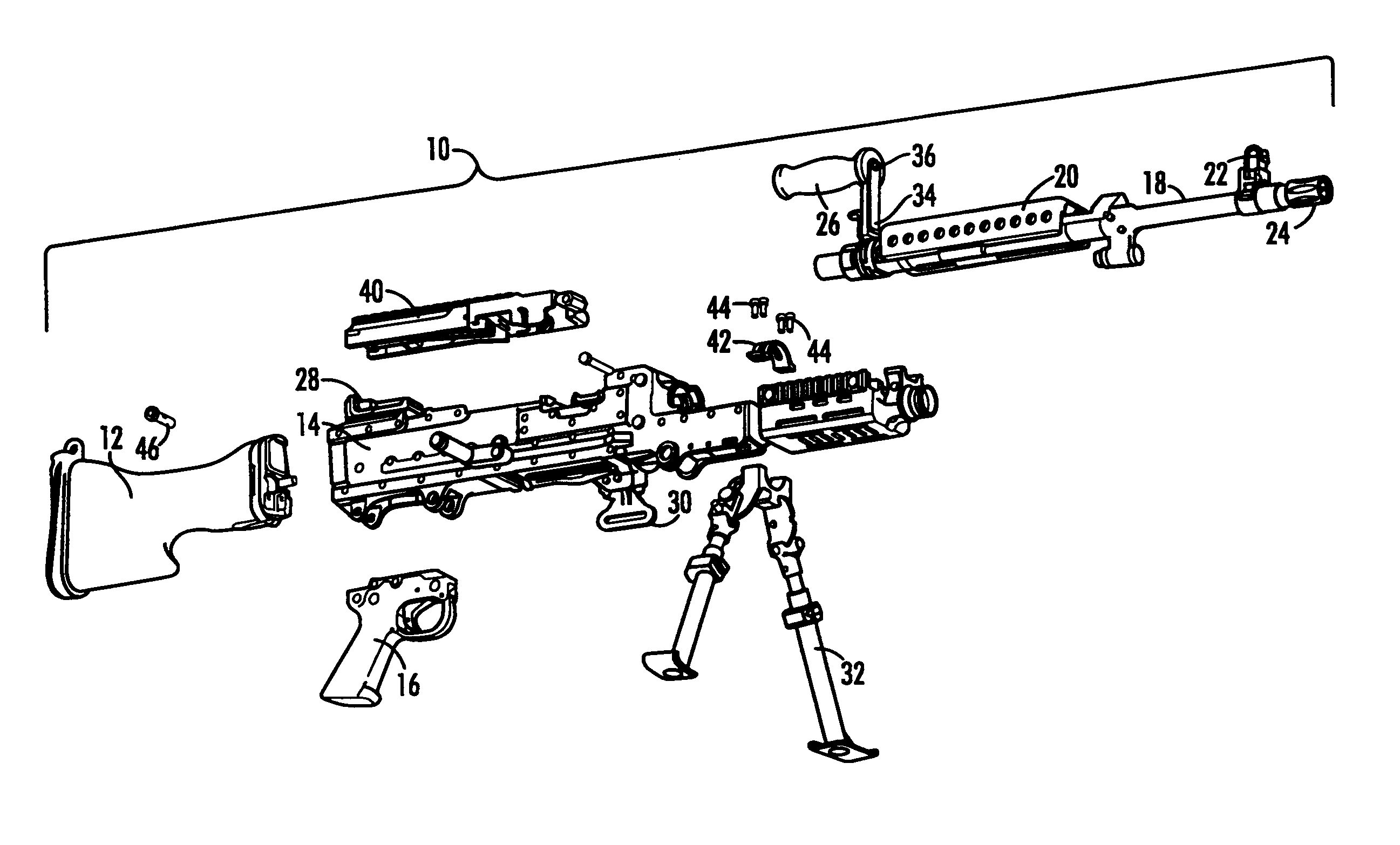M240b Diagram Pictures To Pin