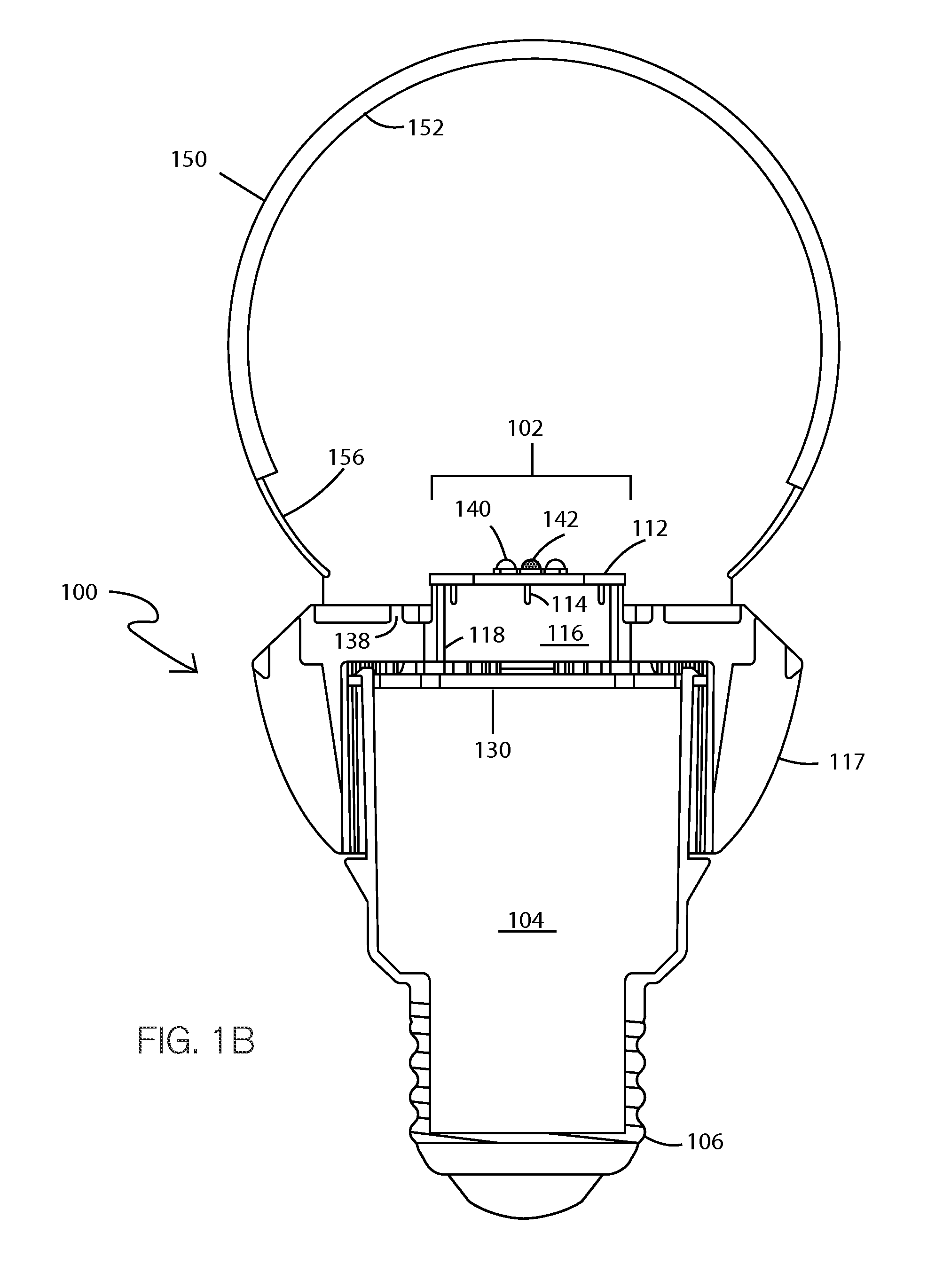 Patent us20120161626 led l with high color rendering index
