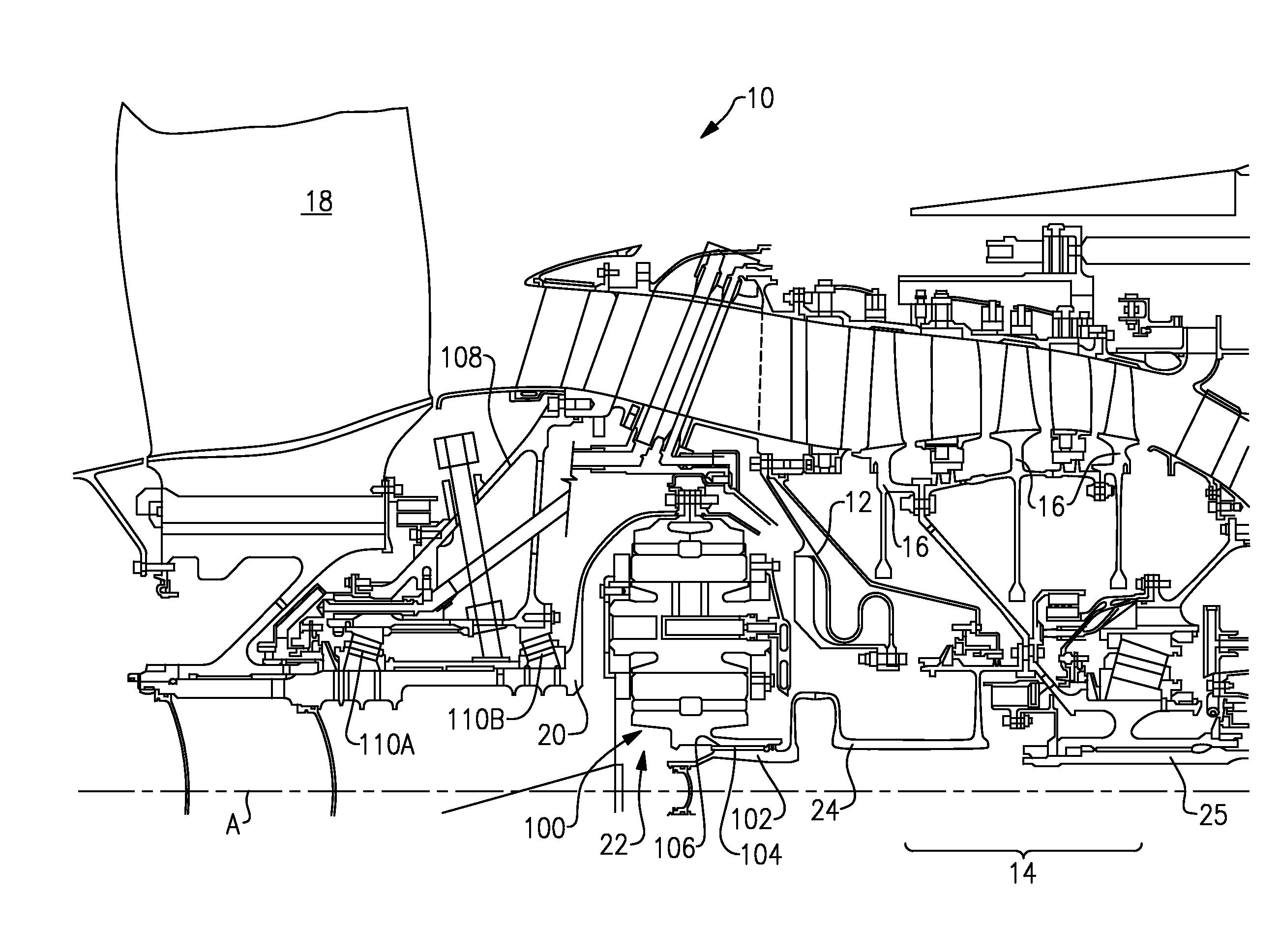 Steam Locomotive Cross Section