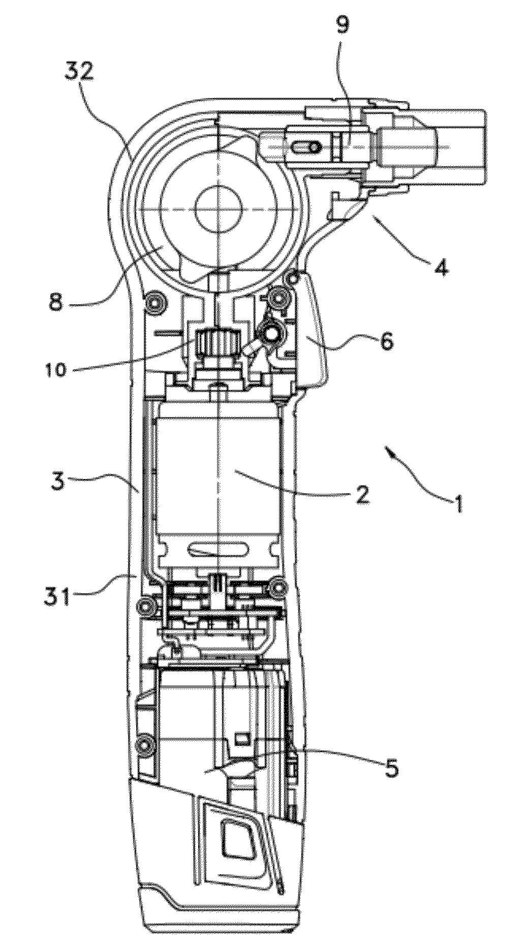 Schematic Auto Hammer