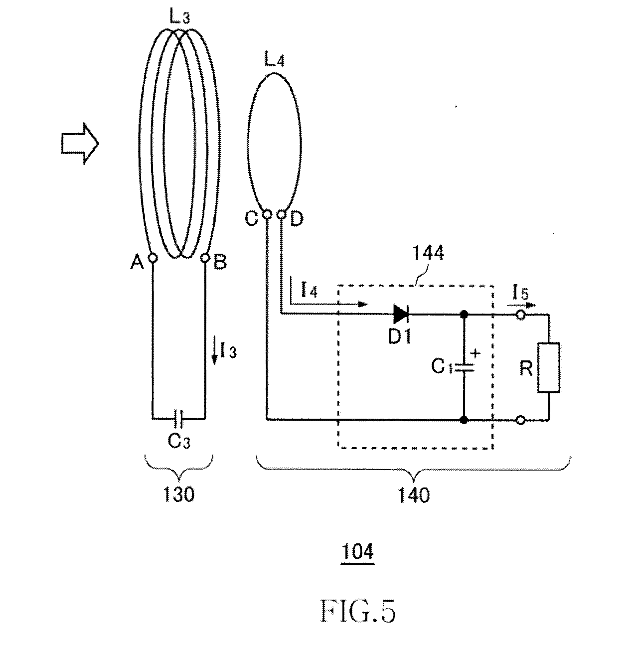 wireless power transmission circuit diagram parts of an atom patent us20120248882 receiver and