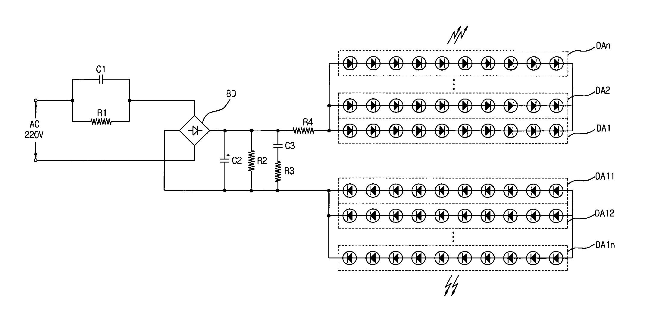 led lamp driver circuit diagram 2002 dodge caravan wiring patent us20120256551 ballast for