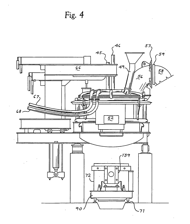 Electric Arc Furnace Schematic
