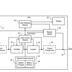 Ups Wiring Diagram Horn Relay Patent Us20120306274 Adaptive Output Voltage Control