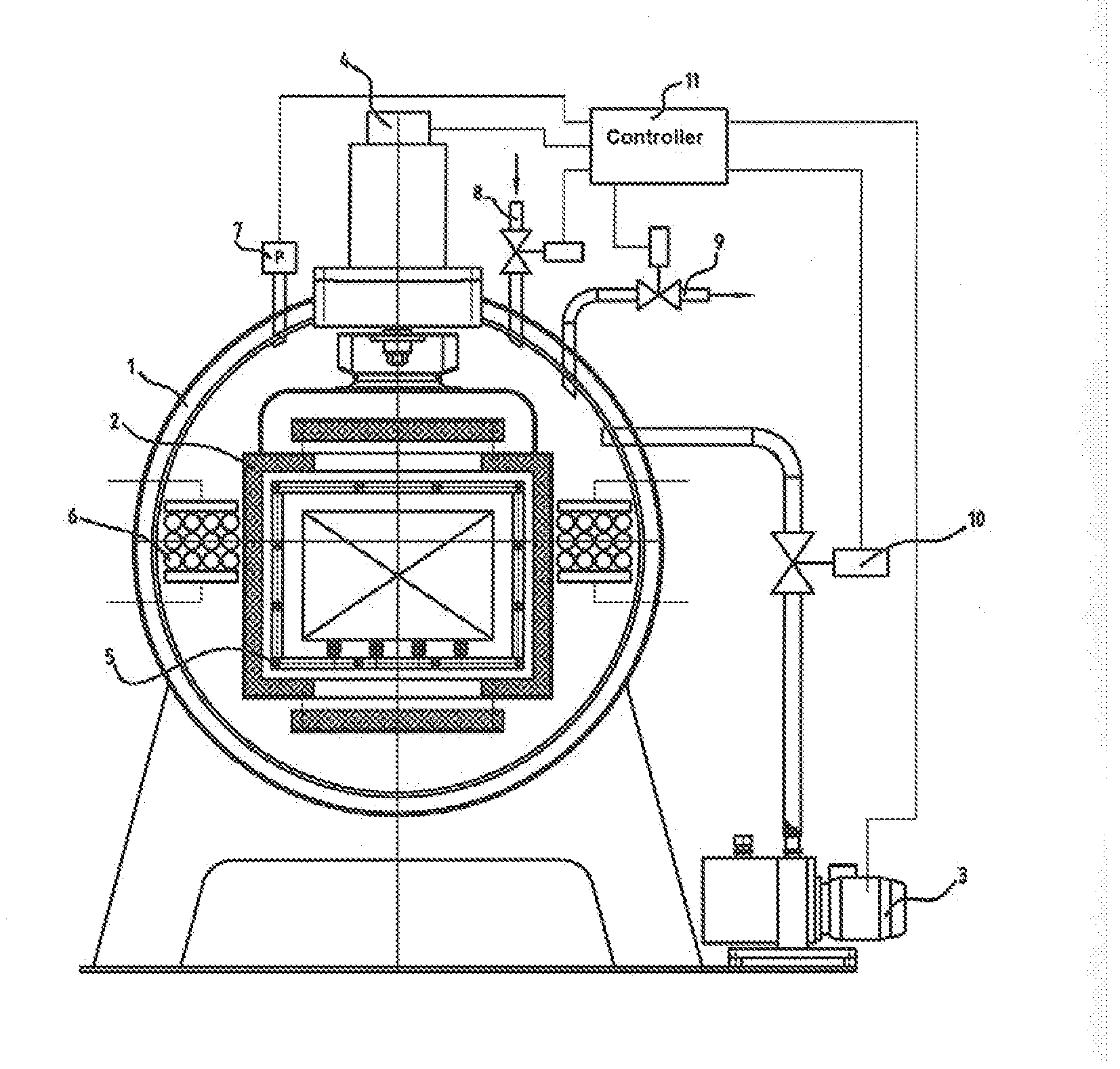 Induction Melting Furnace Schematic, Induction, Get Free