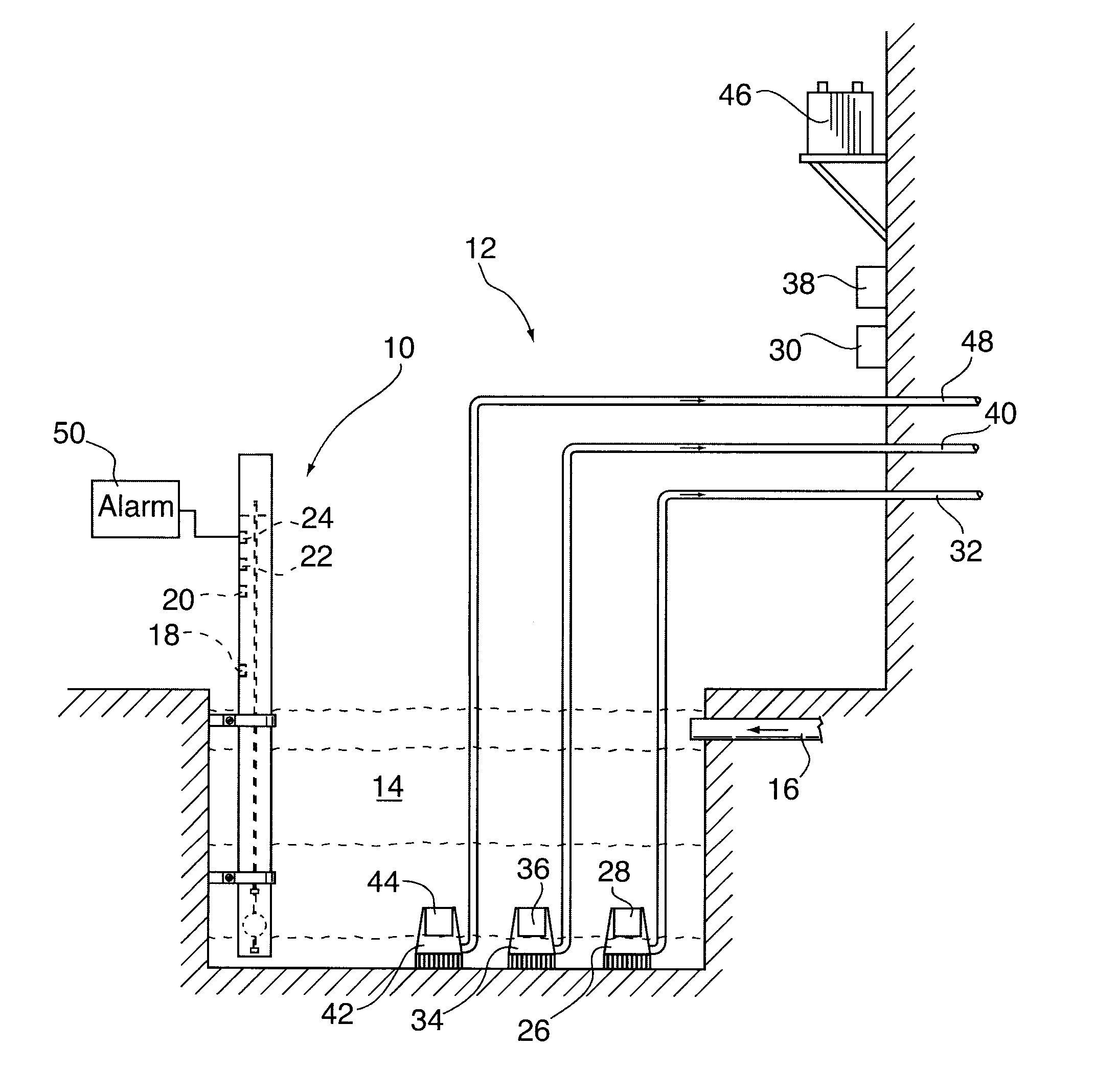 duplex pump control panel wiring diagram mazda bt 50 radio liberty sump switch ~ elsavadorla