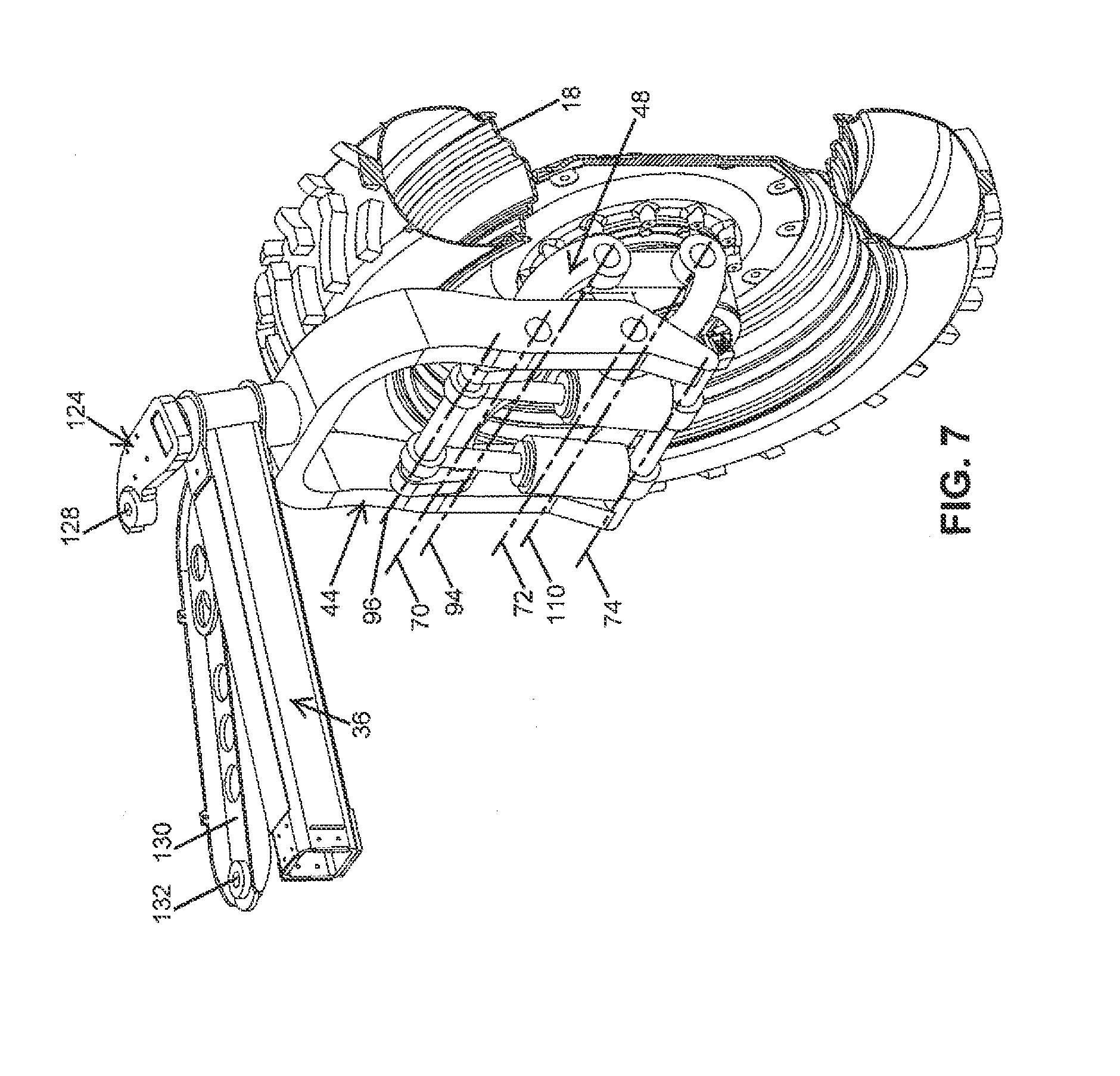 Dune Buggy Engine Systems Schematics