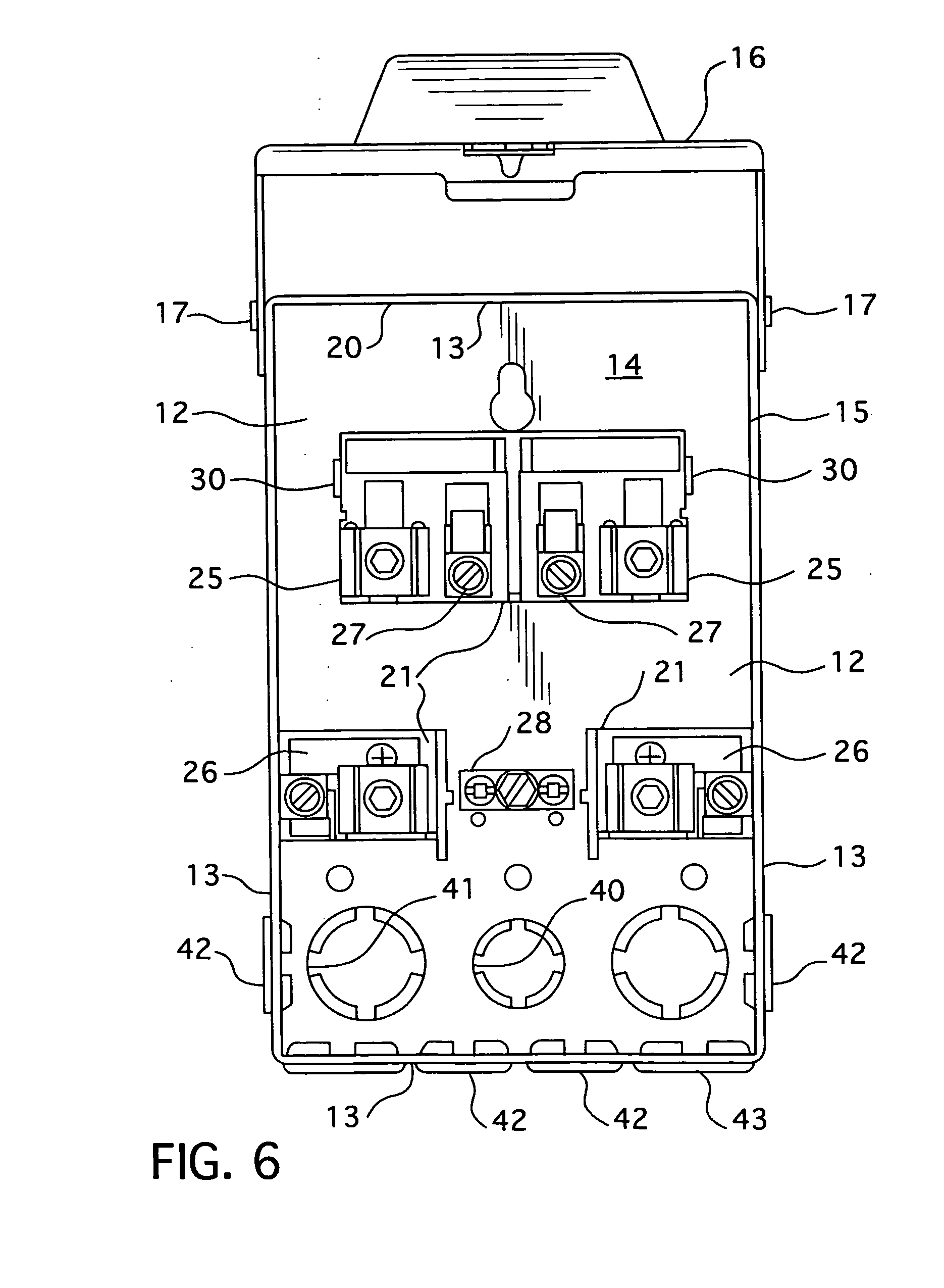 Marine Fuse Terminal Junction Box With Auto Electrical Wiring Diagram Trailmaster Diagrams Xrx150 Related