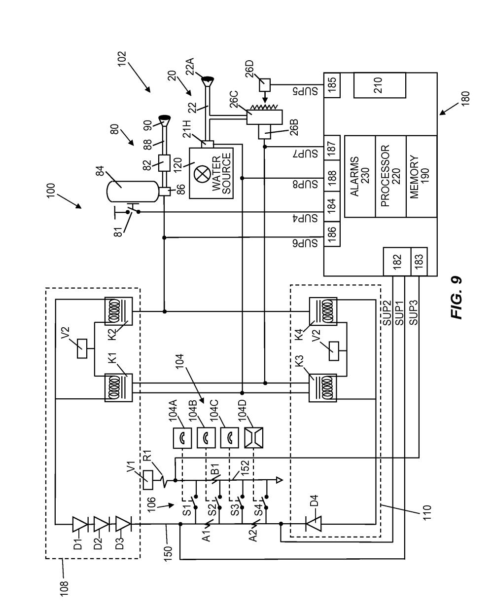 medium resolution of fire suppression system wiring diagram fire alarm system wiring hood ansul system wiring diagram fire control