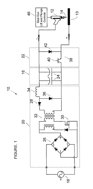 Patent US20130062327  Twostage switchmode power supply