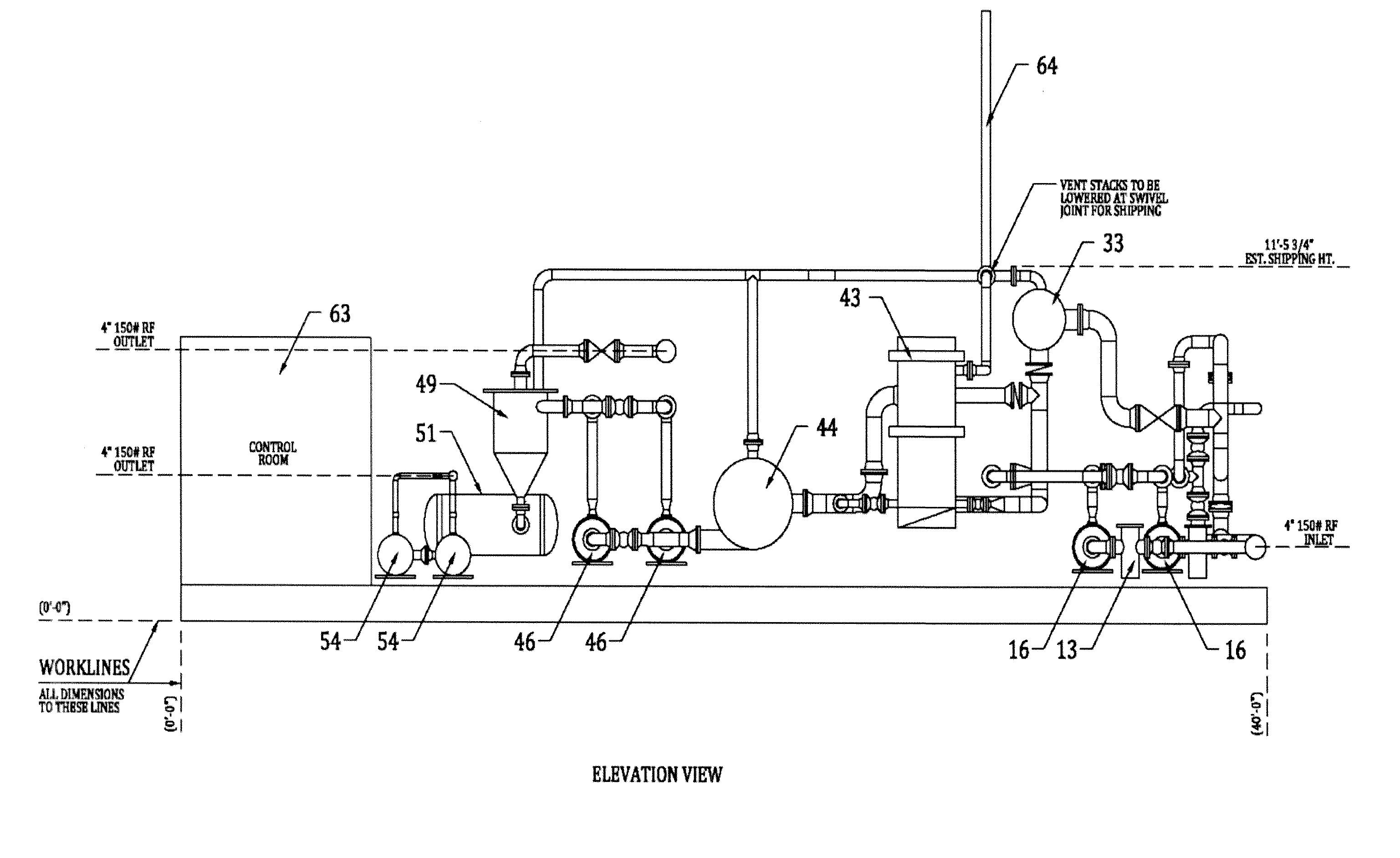 Sedimentation Proces Diagram