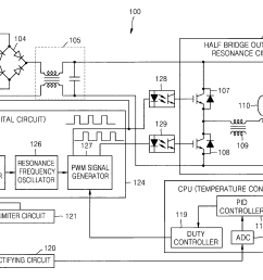 induction heating schematic zvs induction furnace elsavadorla electrical wiring aeg induction cooktop wiring diagram [ 2811 x 1840 Pixel ]
