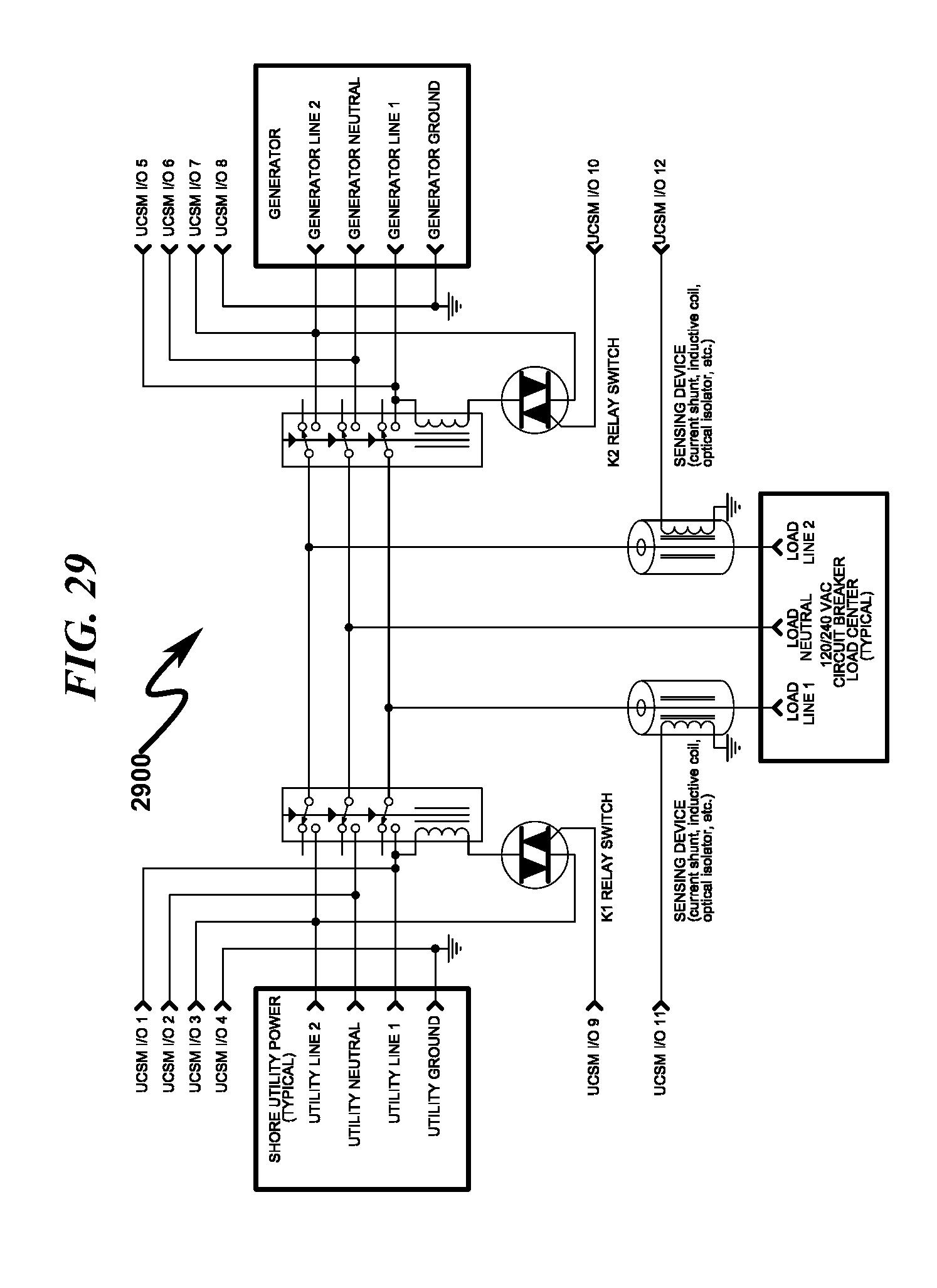 magnetek motor wiring diagram three circle venn printable relay and power inverter