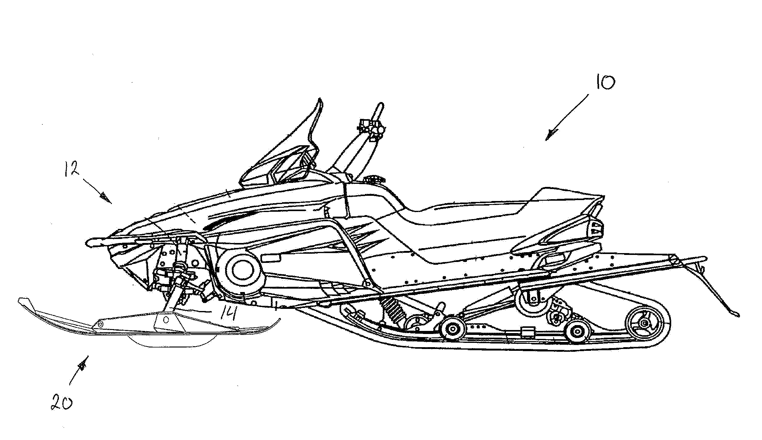 Arctic Cat Snowmobile Pages Coloring Pages