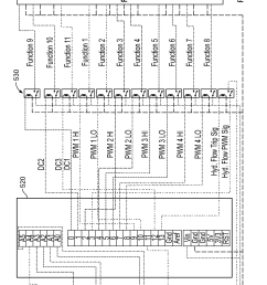 us20130274925a1 20131017 d00008 patent us20130274925 systems and methods for attachment control bobcat 14 pin connector wiring [ 2270 x 3181 Pixel ]