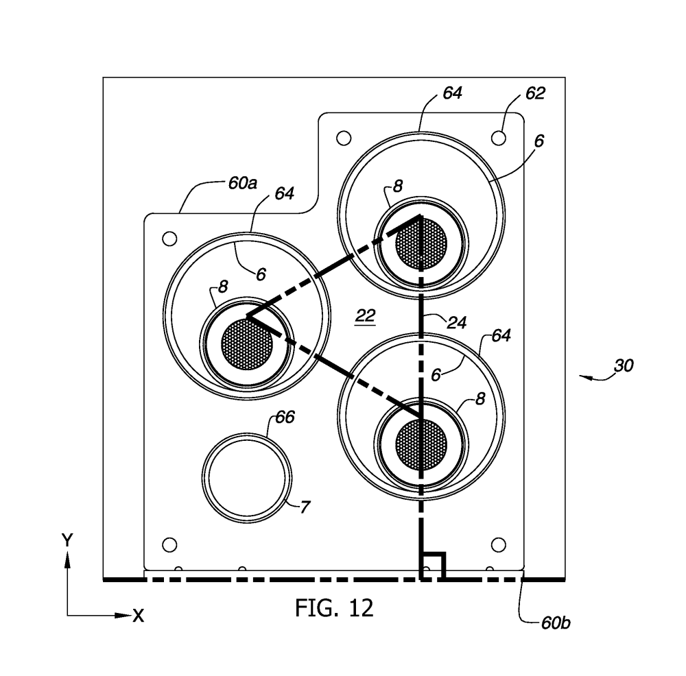 medium resolution of low emf pact duct spacer google patents on underground wiring low emf pact duct spacer google patents on underground wiring conduit