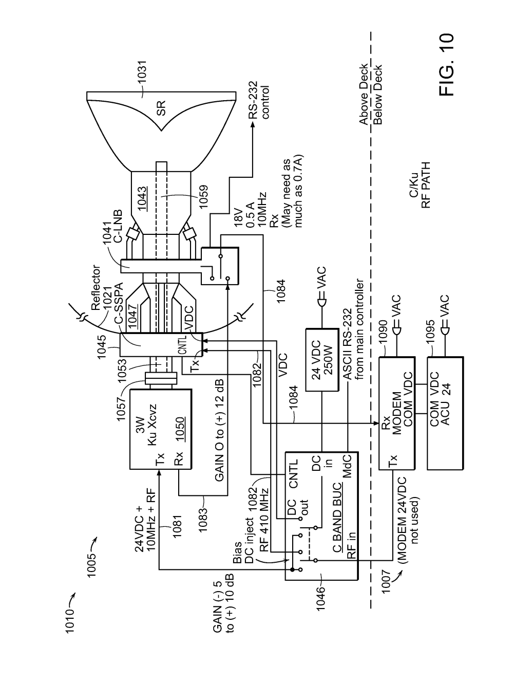 medium resolution of c band lnb circuit diagram wiring librarypatent drawing patent us20140057576 agile diverse polarization multi frequency patent