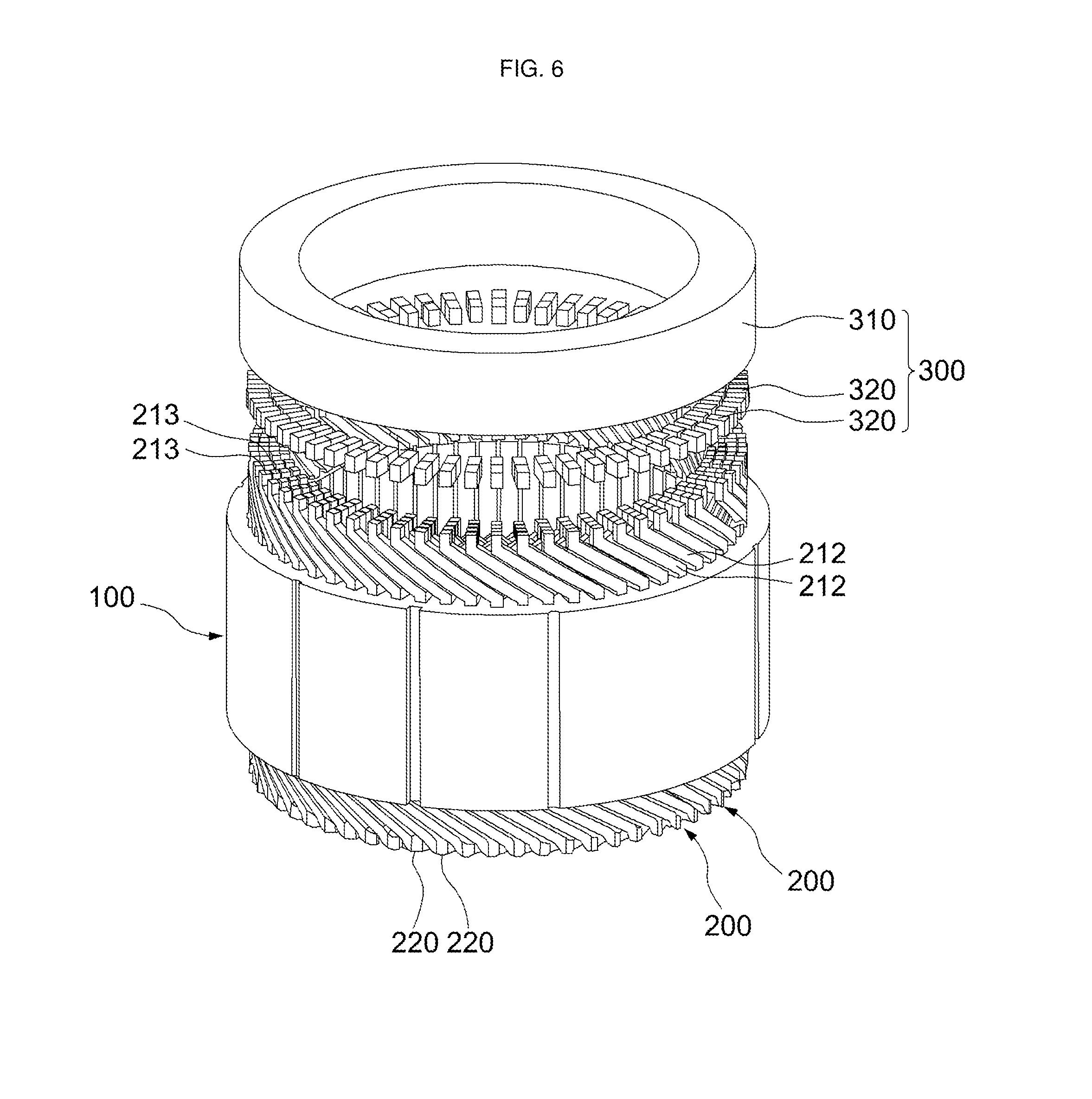 Hairpin Motor