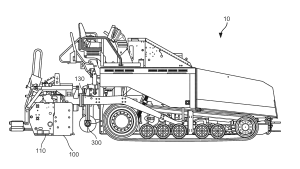 Patent US20140099165  Automatic Material Height Sensor