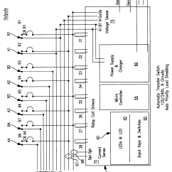 Transfer Switch Wiring Diagram Rover 75 Patent Us6172432 Automatic Google Patents