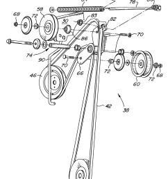 idler pulley diagram lt133 idler free engine image for lt133 belt installation lt133 belt routing [ 2759 x 3559 Pixel ]