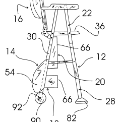 Chair Leg Fishing Floats Bedroom Melbourne Patent Us6203103 Collapsible With