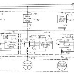 Soft Starter Wiring Diagram 1998 Jeep Tj Radio Patent Us6208111 Motor Arrangement With