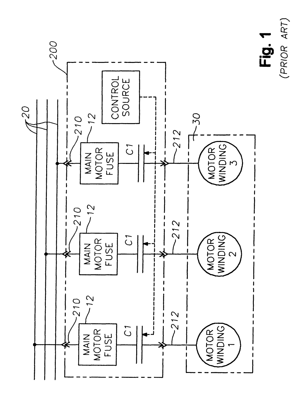 medium resolution of patent us6208111 motor starter arrangement with soft start cutler hammer starter wiring diagram cutler hammer starter