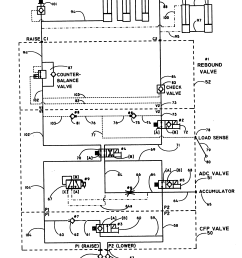 us06216794 20010417 d00004 patent us6216794 joystick control for an automatic depth control john john deere 2940 instrument wiring harness  [ 2889 x 4071 Pixel ]