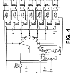 Taser Circuit Diagram Auto Wiring Program Patent Us6269726 Multi Shot Non Lethal Cartridge
