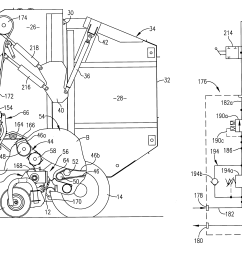 16 hp briggs and stratton opposed twin wiring diagram likewise vermeer chipper wiring diagram furthermore john  [ 6263 x 3160 Pixel ]