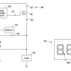 Hayman Reese Electric Brake Controller Wiring Diagram Pioneer Super Tuner Iii D Patent Us6282480 Electronic And Display