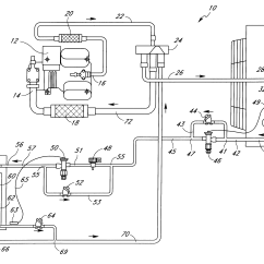 Flow Diagram Refrigeration Cycle Lawn Mower Patent Us6286322 Hot Gas Defrost System